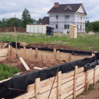 Фундамент дома: значение и проектирование